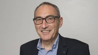Finanzvorstand Rolf Schaeren (CVP).