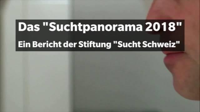 Die Suchttendenzen in der Schweizer Bevölkerung