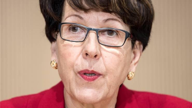 Von Tochter hintergangen oder Mitwisserin? Susanne Ruoff, CEO der Post.