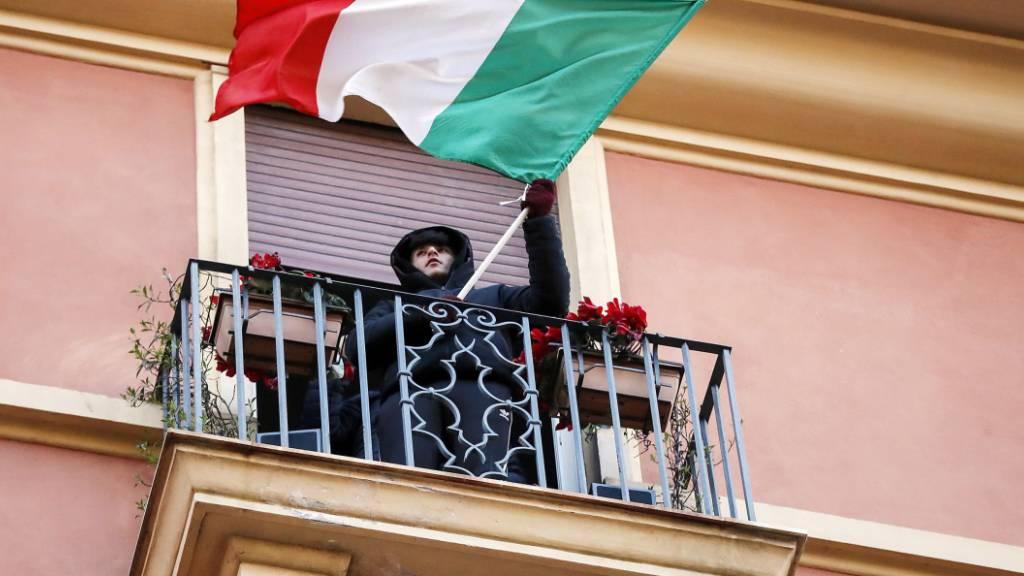 Für Missachtung der Quarantäne in Italien bis zu fünf Jahre Haft
