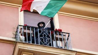 Die Regierung in Italien hat die Strafen für Verstösse gegen die Ausgangsbeschränkungen drastisch erhöht.