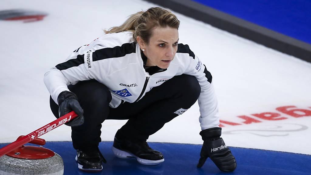 Schweizer Curlerinnen für K.o.-Spiele qualifiziert