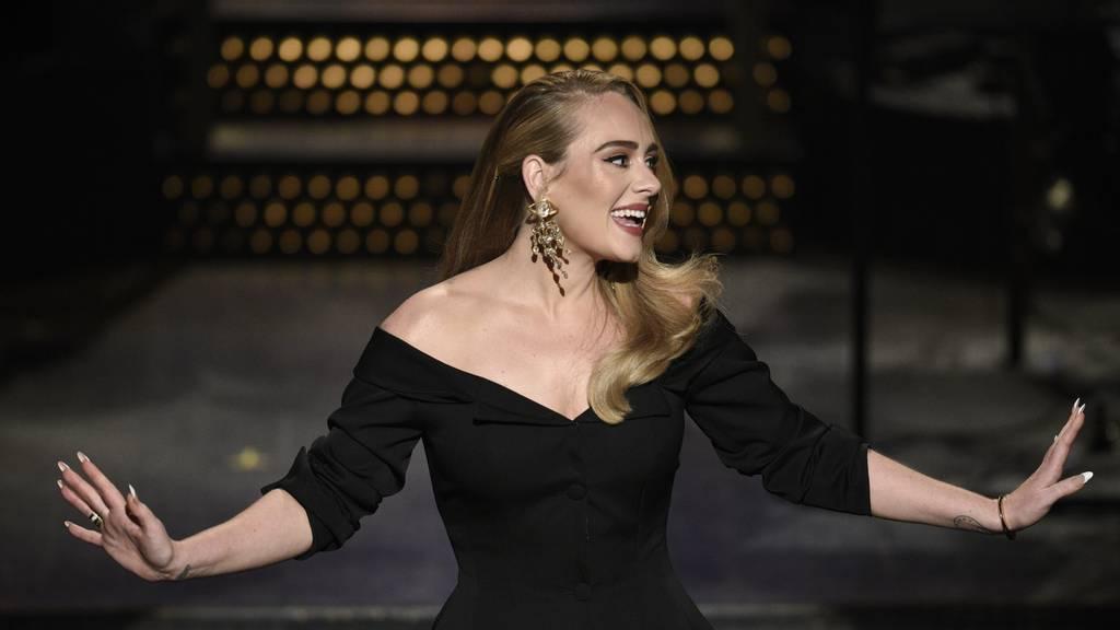 Adele startet ihr Comeback