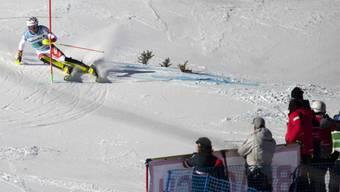 Ski-Weltcup in Adelboden im Januar 2020. Die Gemeinde will dazu beitragen, dass der traditionsreiche Anlass in Adelboden bleibt.