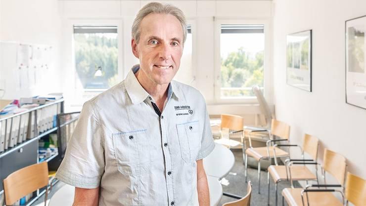 Markus Wopmann könnte am 18. November neuer «Aargauer des Jahres» werden.