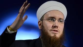 Nicolas Blancho ist Präsident des Vereins Islamischer Zentralrat Schweiz (IZRS).