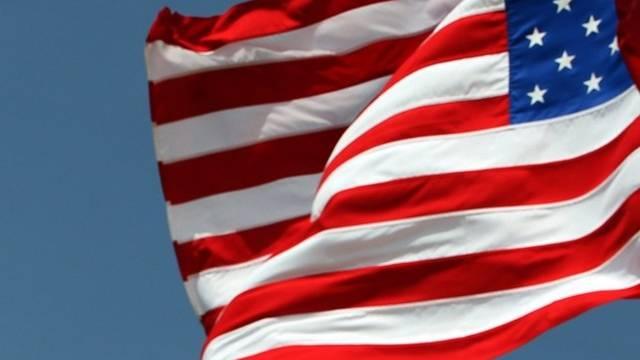 Die US-Flagge: Die USA sind unter den Sorgenkindern