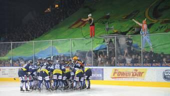 Die Fans der «Biancoblu», die der Valascia erst ihren Charme verleihen, werden sicherlich auch in der Playout-Serie gegen Fribourg ein guter Rückhalt sein.