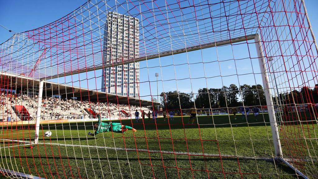 Der FC Luzern schlägt den FC Winterthur mit 3:1