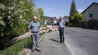 Strassenprojekte Fahrweid
