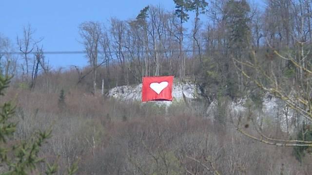 Rothrist: Herz statt Kreuz