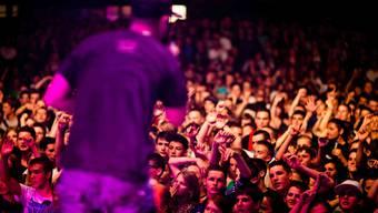 Vor zwei Jahren besuchten 60 000 Leute das Jugendkulturfestival.