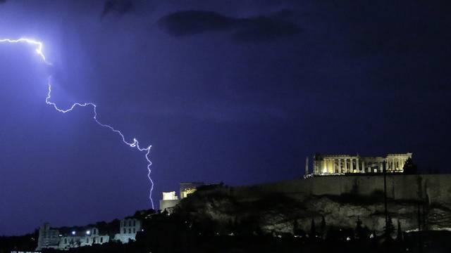 Griechenland soll mit Privatisierungen 50 Milliarden Euro einnehmen – «reines Wunschdenken», sagen Kritiker. (Archiv)