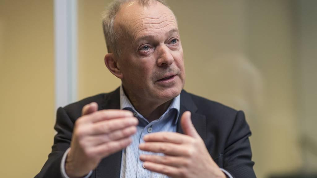 Swisscom-Chef: «Corona fordert uns heraus»