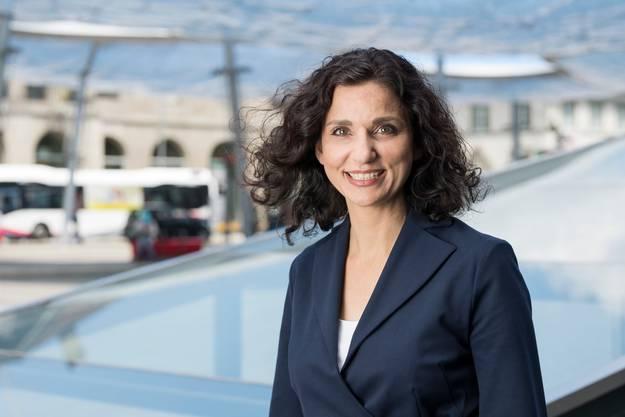Gabriela Suter Nationalrätin (SP/AG) ist für die Initiative des Mieterverbandes.