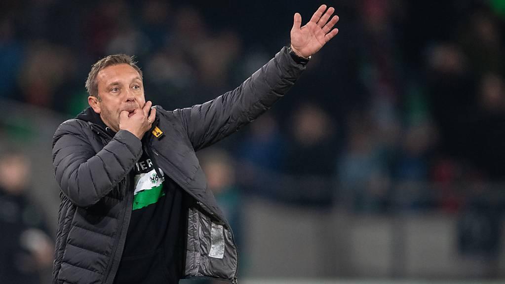 André Breitenreiter soll den FC Zürich zurück zu einem attraktiven, offensiven Fussball führen.