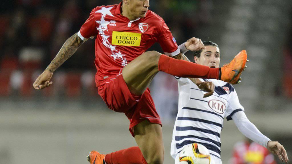 Léo Lacroix wechselt von Sion in die Ligue 1 zu Saint-Etienne