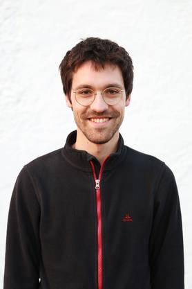 Dominic Röthlisberger.