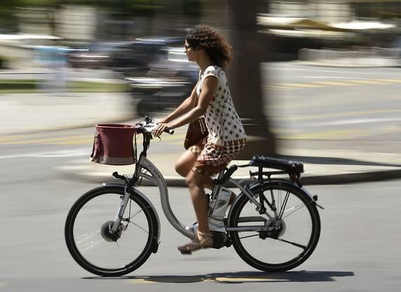 Passt das E-Bike überhaupt zu mir? Eine Testfahrt schafft vor der Investition Gewissheit.