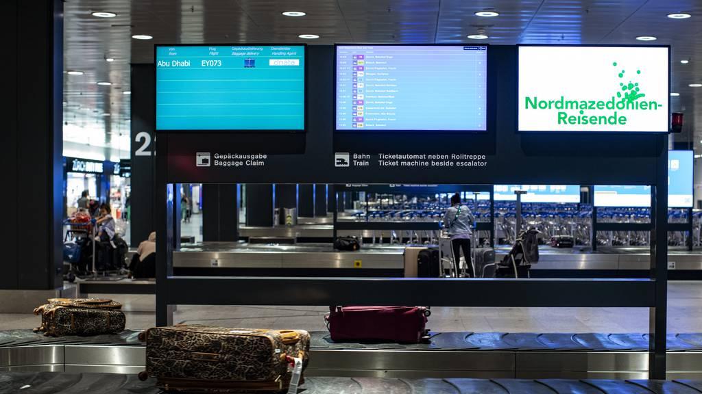 Daten zu Reiserückkehrern: BAG stellt zusätzliches Personal ein