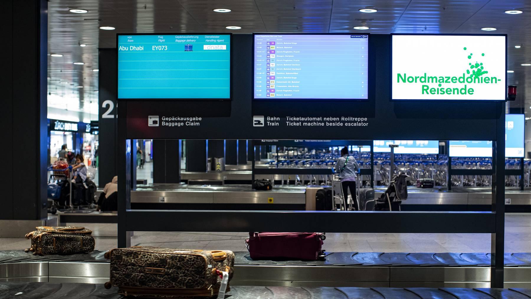 Die Kantone sollen schneller und mehr Daten zu den Reiserückkehrern erhalten.