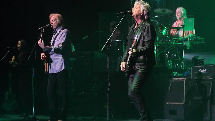 Der Rockmusiker und Mitbegründer der britischen Band Moody Blues, Ray Thomas, ist im Alter von 76 Jahren verstorben. (Archivbild der Band)