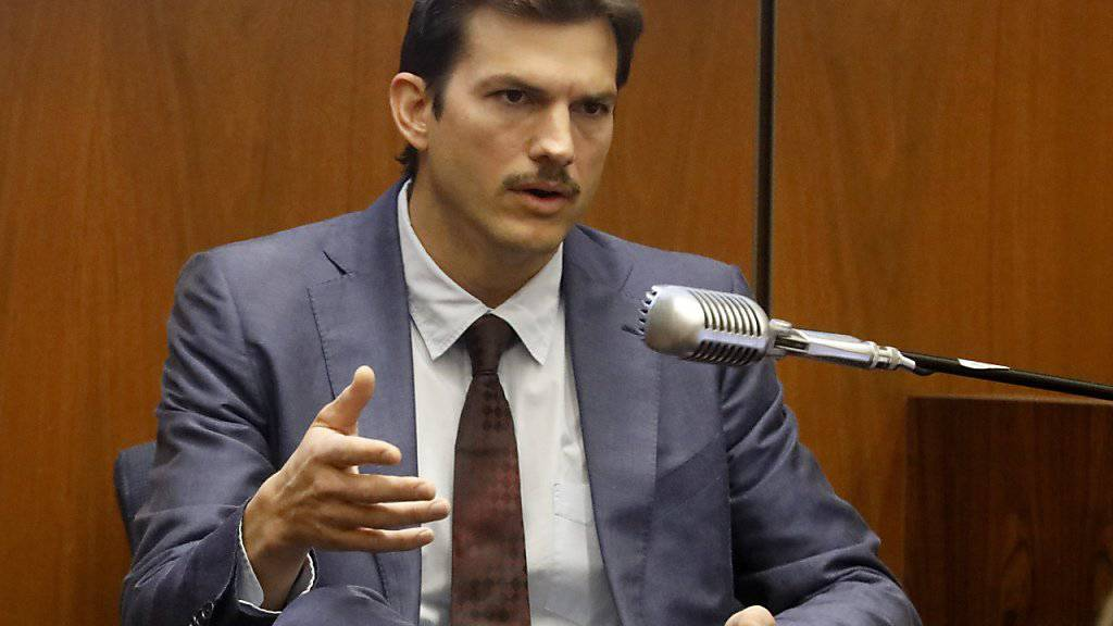 Ashton Kutcher sagt in Mordprozess gegen «Hollywood Ripper» aus