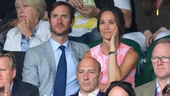 Pippa Middleton und James Matthews heiraten am Samstag.