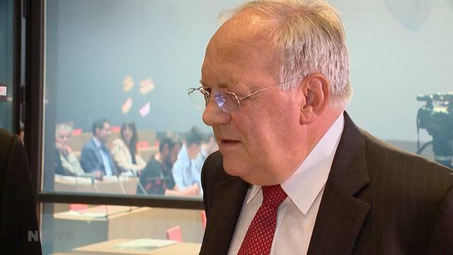 Bundesrat Schneider-Ammann soll per Ende Jahr zurücktreten