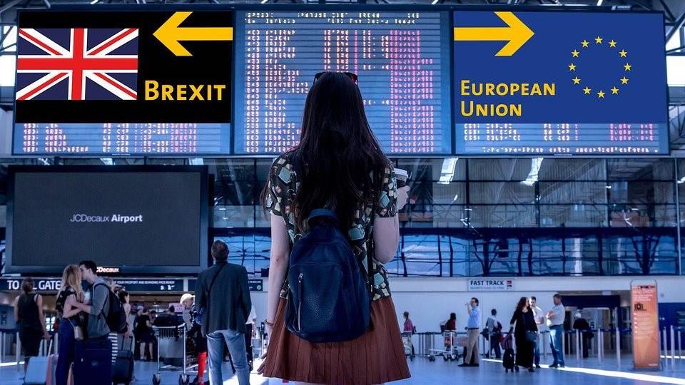Engagement von Wirtschaftsvertreter, Brexit und EU