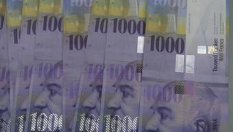 Dank den tiefen Zinsen «kostet» das Geld fast nichts – die Finanzierung von Wohneigentum ist attraktiv.