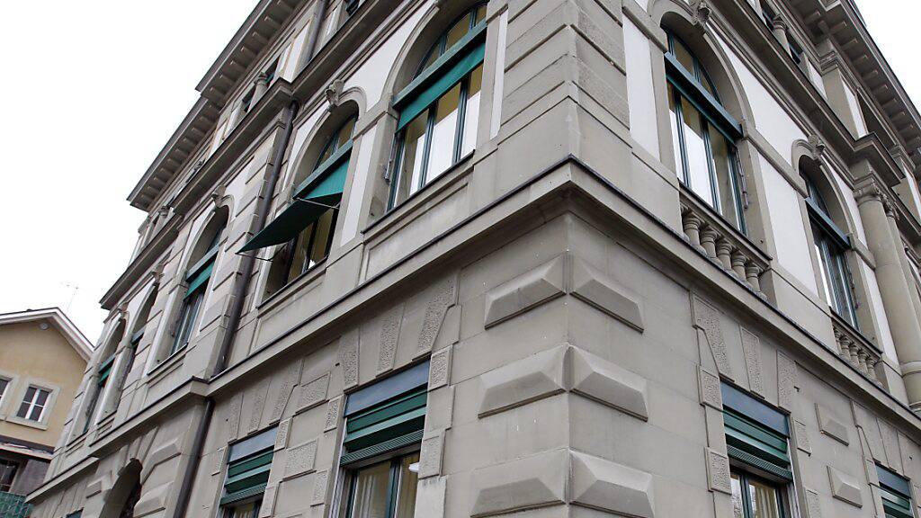 Das Richteramt Olten-Gösgen sah von einer Verwahrung ab. (Archivbild)