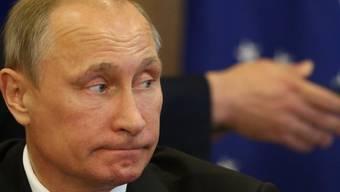 Geht es ihm in erster Linie um die Macht und nicht um die Wirtschaft? – Russlands Präsident Putin