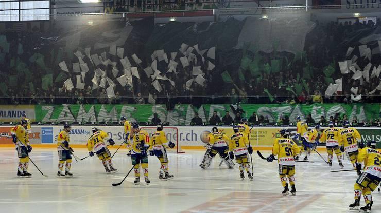 Spieler des SC Langenthal