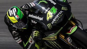 Pol Espargaro fährt fürs Yamaha-Tech-3 neu in der MotoGP