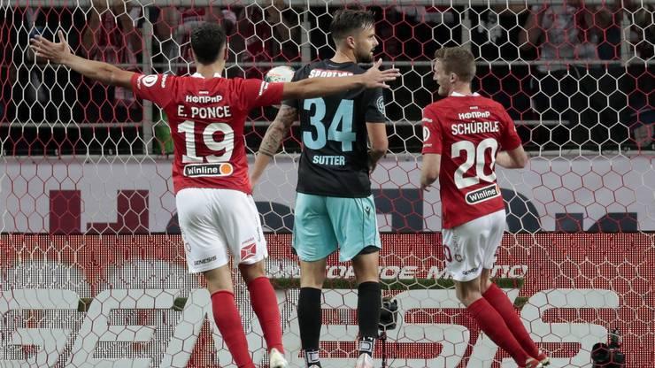 Der FC Thun verliert gegen Spartak Moskau mit 1:2 und scheidet somit aus der Europa-League-Qualifikation aus.