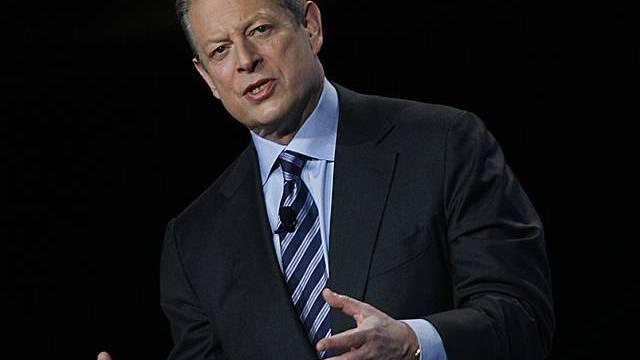 Al Gore auf Klima-Mission (Archiv)