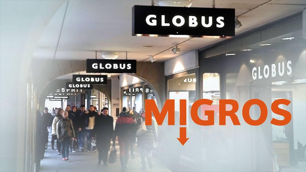 Globus / Stadler Rail / Bayer