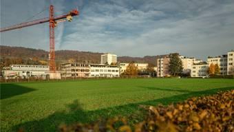 Im Gässliacker ist ein Neubau für Alterswohnungen geplant.