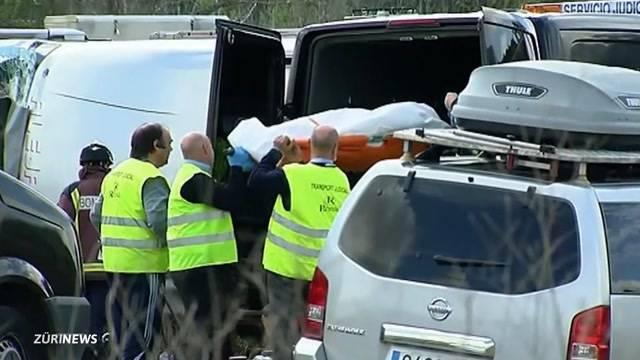 Schweizerin unter Busunglück-Verletzten