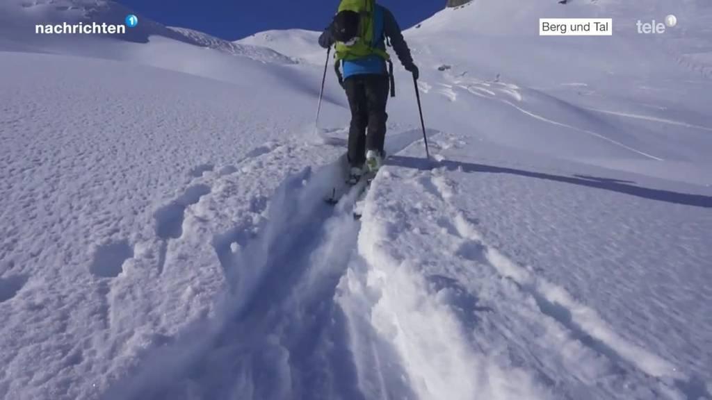 Grosse Nachfrage nach Skitouren
