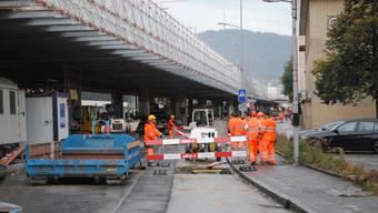 Sanierung der Hardbrücke
