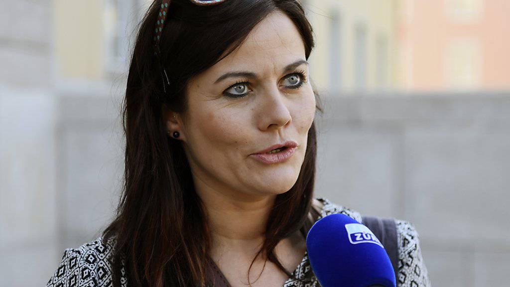 Jolanda Spiess-Hegglin, zuletzt engagiert in der Piratenpartei, zieht sich nach eigenen Angaben aus der Politik  zurück. (Archivbild)