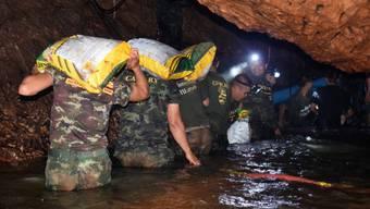 Höhlendrama in Thailand (09.07.2018) Rückblick