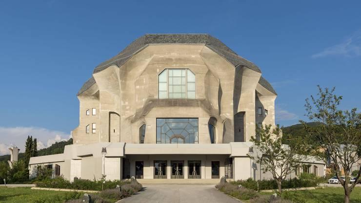 Das Goetheanum in Dornach, Zentrum der Anthroposophen.