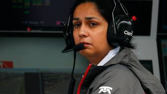 Sauber-Chefin Monisha Kaltenborn engagierte einen neuen Chefingenieur
