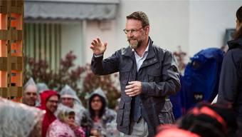 Für die Macher von SRF (im Bild Moderator Nik Hartmann) haben kontroverse Themen keinen Platz in einer Unterhaltungssendung. Roland Schmid