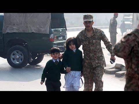 Taliban-Anschlag in Schule: Mehrere Kinder getötet