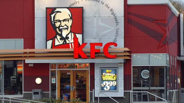KFC-Filiale in Louisville, Kentucky (Archiv)