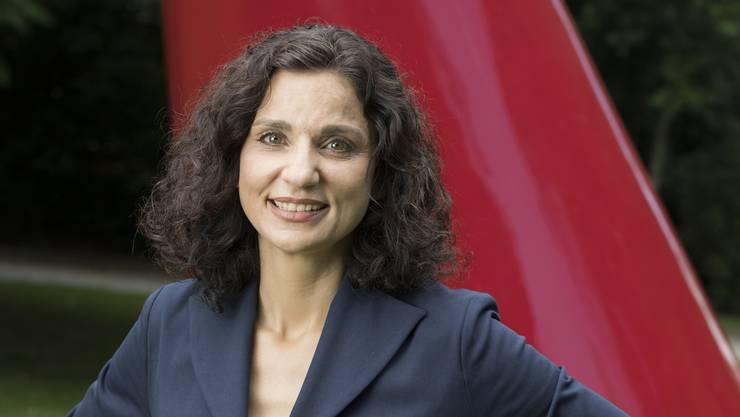 Geriet selbst unter Beschuss: Aargauer SP-Präsidentin Gabriela Suter.